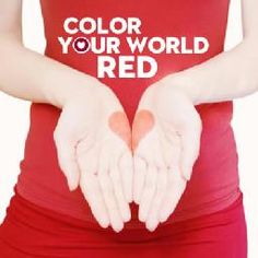 Color your world red with