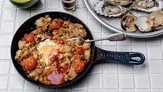 BBC Radio 4 - Woman's Hour, Caroline Criado-Perez, Laura Bates, Allegra McEvedy's perfect hangover food - Hangover Eggs