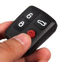 4 Buttons Black Remote Key Shell Case for Ford Territory  Worldwide delivery. Original best quality product for 70% of it's real price. Buying this product is extra profitable, because we have good production source. 1 day products dispatch from warehouse. Fast & reliable shipment...