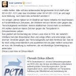 Animal United verblödet vollends – SPD Stadtrat setzt Behörde außer Betrieb
