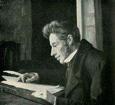 Soren Kierkegaard (1813-1855). Filósofo danés, precursor del existencialismo. Obras: El concepto de la angustia, La enfermedad mortal.