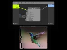 """Vuo is an unsung gem for macOS - able to make elegant visual and AV patches, and your own plug-ins for VJing and production. 2.2 adds more nodes, and there's a free """"community"""" license to try. Distortion, Gem, Patches, Community, Elegant, Image, Psychics, Classy, Jewels"""