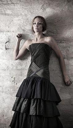 Haute couture and coctail undorn  fashion