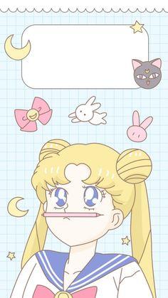 图片详情 Arte Sailor Moon, Sailor Moom, Sailor Moon Usagi, Sailor Uranus, Wallpapers Kawaii, Animes Wallpapers, Cute Anime Wallpaper, Cartoon Wallpaper, Wallpaper Fofos