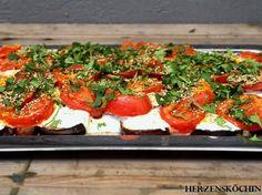 Türkischer Auberginen-Salat 1