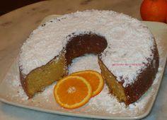 ΜΑΓΕΙΡΙΚΗ ΚΑΙ ΣΥΝΤΑΓΕΣ: Κέικ με ολόκληρο πορτοκάλι- από τα ωραιότερα !!! Greek Sweets, Apple Cake, Cake Cookies, Sweet Recipes, Recipies, Cheesecake, Deserts, Food And Drink, Cooking Recipes