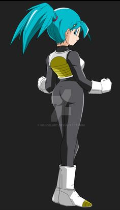 Versão Feminina do Vegeta for More Hot Anime Girl Go to Our Website Hotgirlhub #anime #manga #animegirls #Hotgirlhub #ecchi #hentai