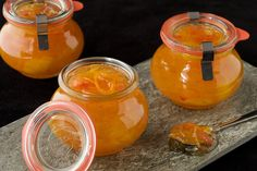 "Think marmalade is just for English muffins and toast? Perhaps you'll go as far as to agree that it's the perfect sweet condiment to enjoy at a ""proper"" tea, alongside crumpets, scones and tiny shortbreads. Or is it just too bitter for you?I always have marmalade in my fridge and a stash in the freezer [...]"