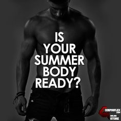 The #Summer is yours too! Visit us https://www.corposflex.com/promocoes-suplementos-descontos-ofertas-corposflex #body #motivation #fitness #corposflex