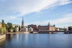 Stockholm, Suède, voyage