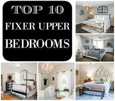 Top 10 Fixer Upper Bedrooms by Restoration Redoux