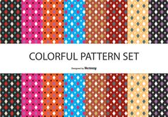 Vector Pattern Set