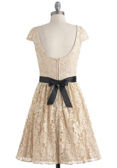 #Dine with Me Dress, #ModCloth  Brown Dress #2dayslook #BrownDress #sunayildirim  www.2dayslook.com