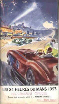 1953 21ª 24 Horas de Le Mans