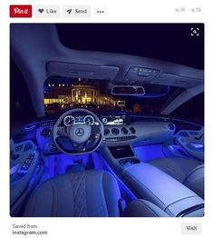 The incredible level of comfort, luxury and beauty of Ocean House is a perfect P… - car interior design - Auto Design Ideen - Auto Design, Design Autos, Design Cars, Design Design, Design Ideas, Luxury Sports Cars, Best Luxury Cars, Sport Cars, Carros Mercedes Benz