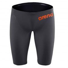 Arena Mens Carbon Pro MK2 Jammer - Dark Grey