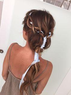 Corte Y Color, Hair Styles, Scissors, Fairy, Hairdos, Hair Plait Styles, Hair Makeup, Haircut Styles, Hair Cuts