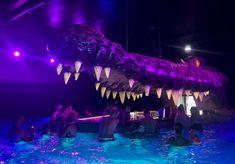 Krokodílí bar v aquaparku Aquacolors, Poreč Rafting, Bar, Concert, Concerts