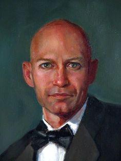 Oil Portrait Painting Demo by Chris Saper