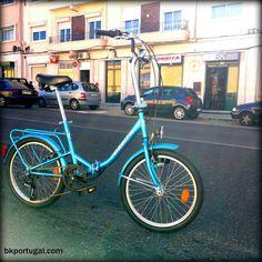 Órbita Eurobici - folding bike