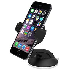 iOttie Easy Flex 3 Car Mount Holder for iPhone 6 (4.7) /5s/5c/4s, Samsung Galaxy S4/S3 - Retail Packaging - Black... $19.99
