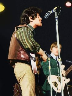 A 1960′s charity concert headlined by The Who, with Marc Bolan performing just before they appeared. I don't have the exact date on this pic but it looks like Marc's Toby Tyler period which would have been 1965 when he would have been about 18 years...