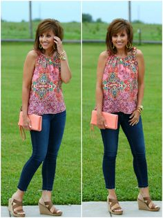 Summer style with Cyndi Spivey
