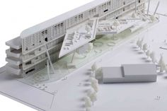 Helsinki Central Library Competition Entry