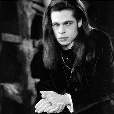 "20 mil Me gusta, 227 comentarios - w i c c a c. (@wiccac) en Instagram: """" Brad Pitt vampire"