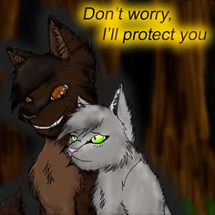 Tigerheart- i will protect you.