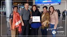 Grupo Maria Botacio Clientes Felices Colombia en Tour