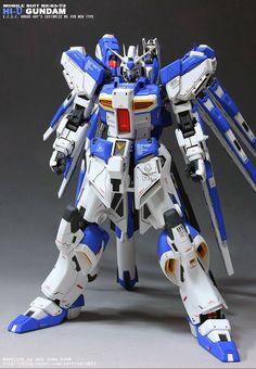 G-system: 1/72 RX-93-v2 hi-nu Gundam - Painted Build - Gundam Kits Collection News and Reviews