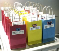 Annie's Gifts For Chemo Gift Bags by bluesmoothie222, via Flickr