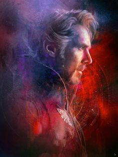 Image uploaded by Silvana Fernandes. Find images and videos about Marvel, benedict cumberbatch and doctor strange on We Heart It - the app to get lost in what you love. Marvel Comics, Marvel Fanart, Marvel Heroes, Marvel Avengers, Spiderman Marvel, Serie Marvel, Marvel Films, Marvel Characters, Benedict Cumberbatch Doctor Strange
