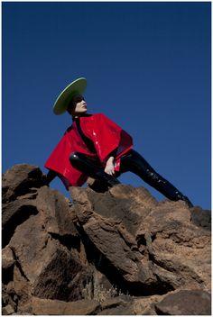 "© Viviane Sassen, Roxane Danset in Cardin, for ""Fantastic Man"" 2009 xl"