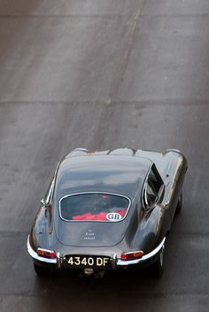 #Jaguar E-Type