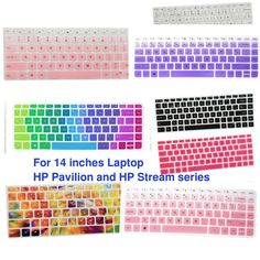 Ultra Thin Keyboard Cover Skin Laptop Protector for HP Pavilion Stream 14 models - Laptop Hp -Trending Laptop Hp - Ultra Thin Keyboard Cover Skin Laptop Protector for HP Pavilion Stream 14 models Laptop Keyboard Covers, Best Macbook, Hp Laptop Skin, Hp Pavilion, Birthday List, Skin Case, Pink Aesthetic, Phone Cases, Cubicle