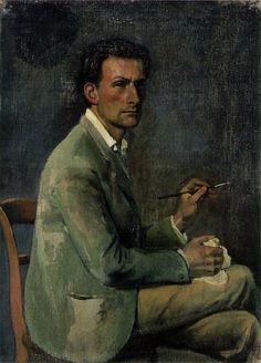 Balthus, Self-Portrait, 1940