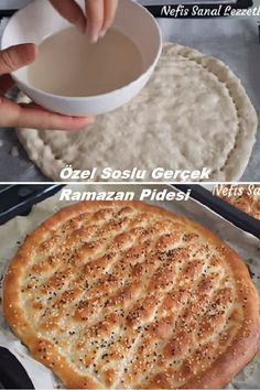 Food N, Diy Food, Food And Drink, Bread Recipes, Cooking Recipes, Ramadan Recipes, Bread Cake, Easy Bread, Food Decoration