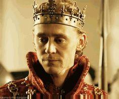 Tom Hiddleston - Henry IV