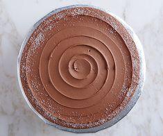 Milk Chocolate Ganache Frosting - Recipe - FineCooking Chocolate Ganache Frosting, Ganache Recipe, Frosting Recipes, Cake Recipes, Dessert Recipes, Cream Frosting, Paleo Dessert, How To Make Chocolate, Let Them Eat Cake