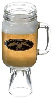 Original DuckShot 16 oz Mug and Shot Glass * Click image to review more details.