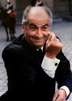 Louis de Funès July 1914 – 27 January was a very popular French actor of Spanish origin, who is one of the giants of French comedy alongside André Bourvil and Fernandel. Photo Star, Steven Seagal, French Movies, Actor Studio, Kino Film, Big Men, Funny People, Comedians, Movie Stars