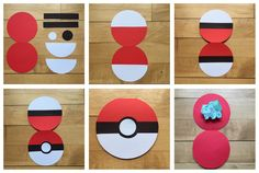 Easy DIY: Pokeball Invitations | Celebrate the Big & Small