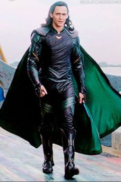 """""""Some people call me the space cowboy… Some call me the gangster of love.... some call me Maurice.... but I speak..as Loki....of Asgard..""""⚔️"""