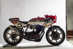 Yamaha XS850 #CafeRacer Dutchman Maarten From Holland (Photos by Mark Meisner) #motorcycles #motos | caferacerpasion.com