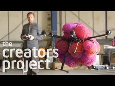 [Video] The Making Of LOOP>>60 Hz: Transmissions From The Drone Orchestra | The Creators Project