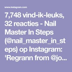 7,748 vind-ik-leuks, 32 reacties - Nail Master In Steps (@nail_master_in_steps) op Instagram: 'Regrann from @jolypoa - Real time video😍 The registration for the watercolor workshop in Singapore…'