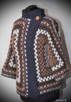 Fabulous Crochet a Little Black Crochet Dress Ideas. Georgeous Crochet a Little Black Crochet Dress Ideas. Cardigan Au Crochet, Cardigan Bebe, Baby Cardigan Knitting Pattern, Black Crochet Dress, Crochet Coat, Crochet Jacket, Baby Knitting Patterns, Crochet Clothes, Crochet Shawl