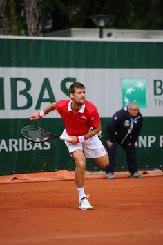 Roland Garros 2016 - MArtin Klizan